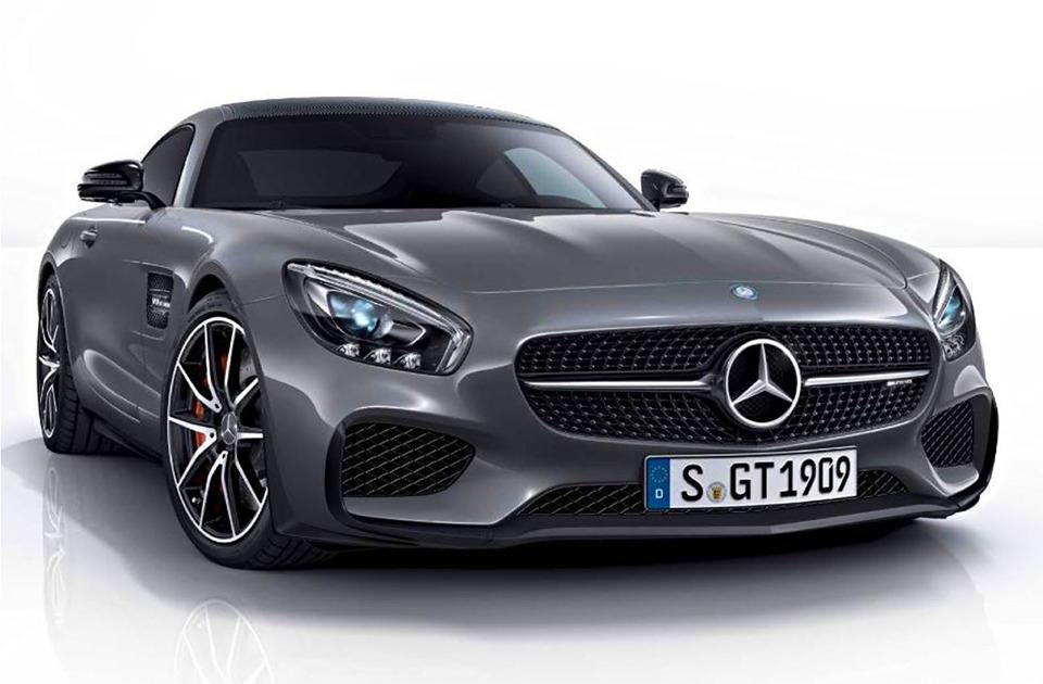 Mercedes-AMG GT Edition One