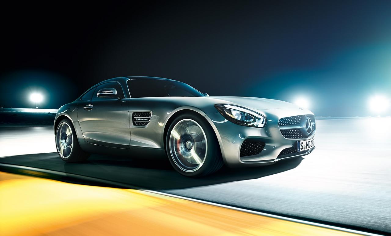 Mercedes benz AMG GT