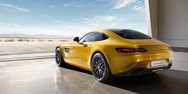 Mercedes benz AMG GT.1007