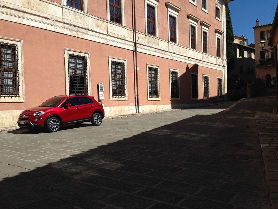 Nouvelle Fiat 500X 2015