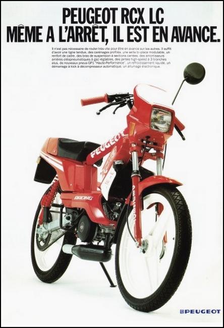 Peugeot 103 RCX