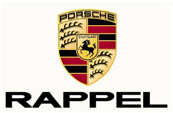 Porsche au rappel avec la 918 Spyder