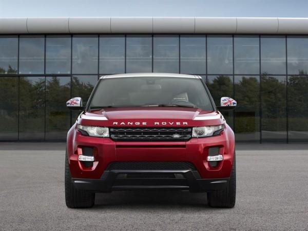 Range Rover Evoque SW1.0