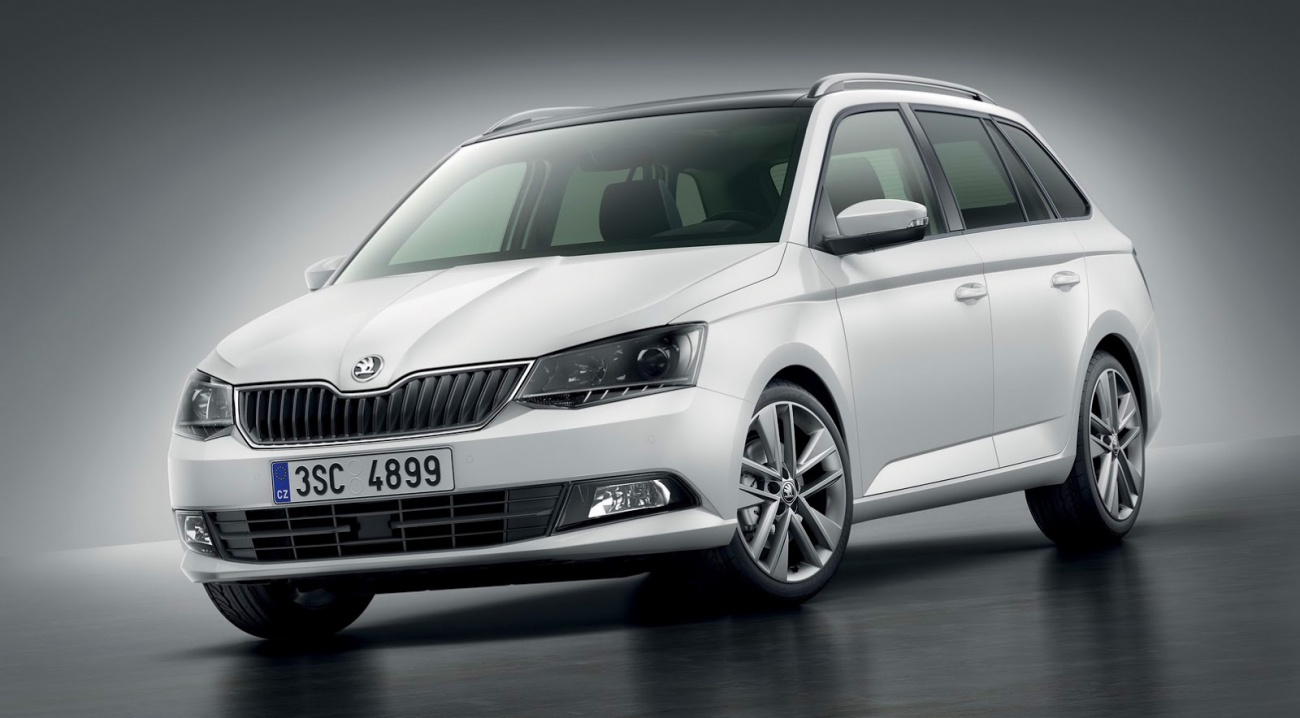 nouvelle skoda fabia combi 2015 blog automobile. Black Bedroom Furniture Sets. Home Design Ideas