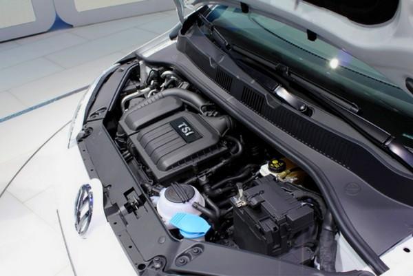 Volkswagen Moteur 1.0 L EA211 TSI
