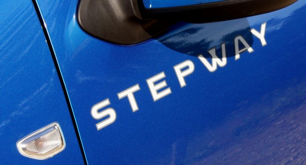 dacia Stepway logo