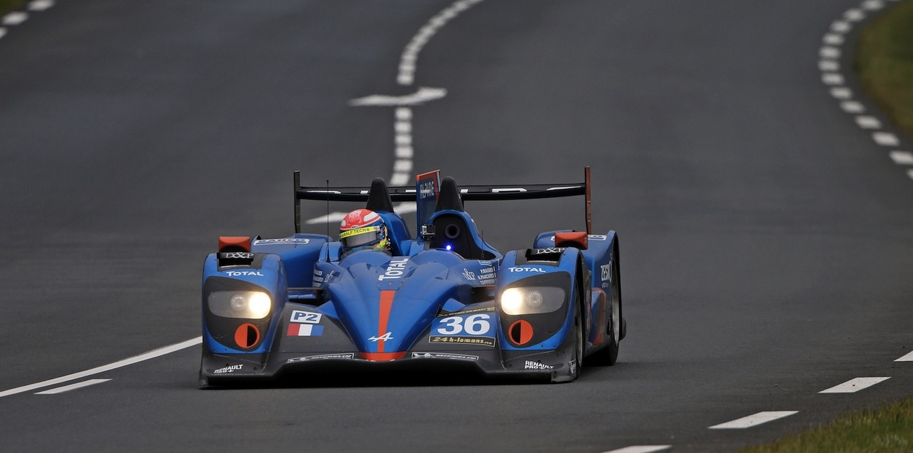Alpine A450 champion en ELMS 2014