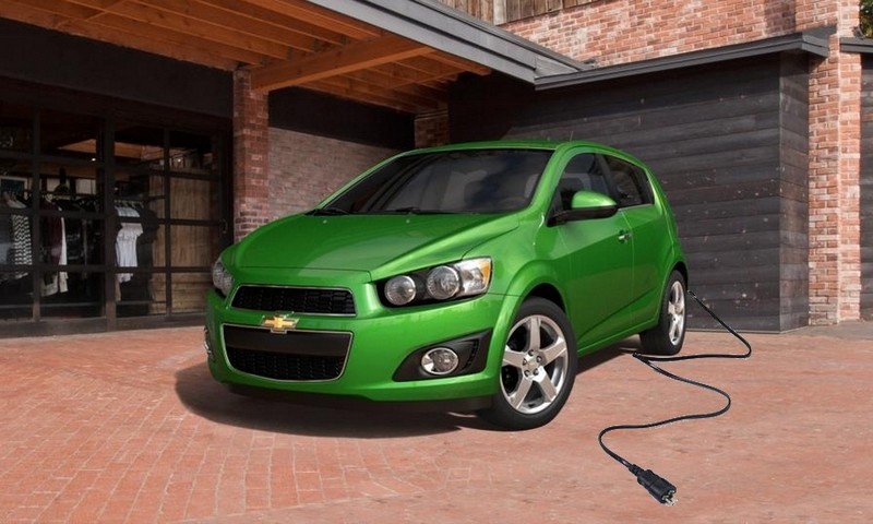 Chevrolet VE en 2016-2017 320 km