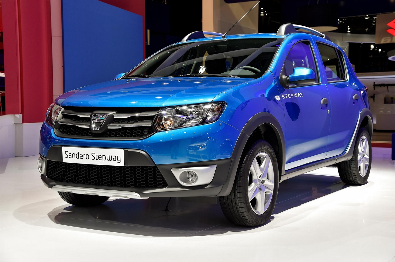 dacia sandero stepway 2014 autos post. Black Bedroom Furniture Sets. Home Design Ideas