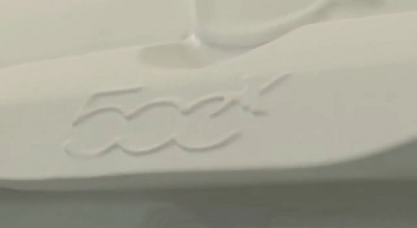 Fiat 500X.teaser n°3