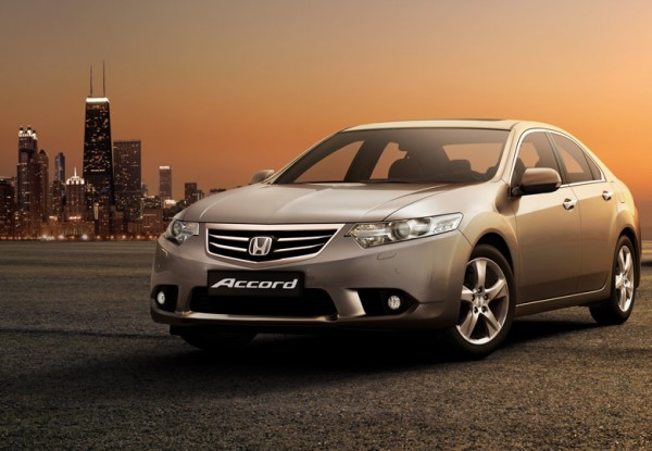 Honda Accord spec Euro.1