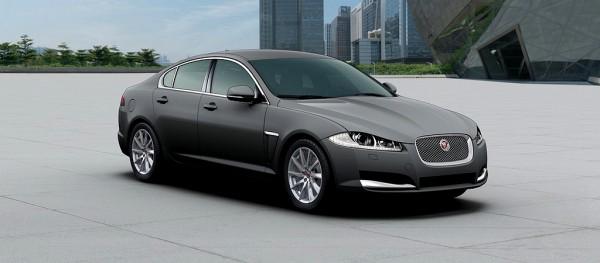 Jaguar XF BRITISH EDITION 2.2 L 163 ch