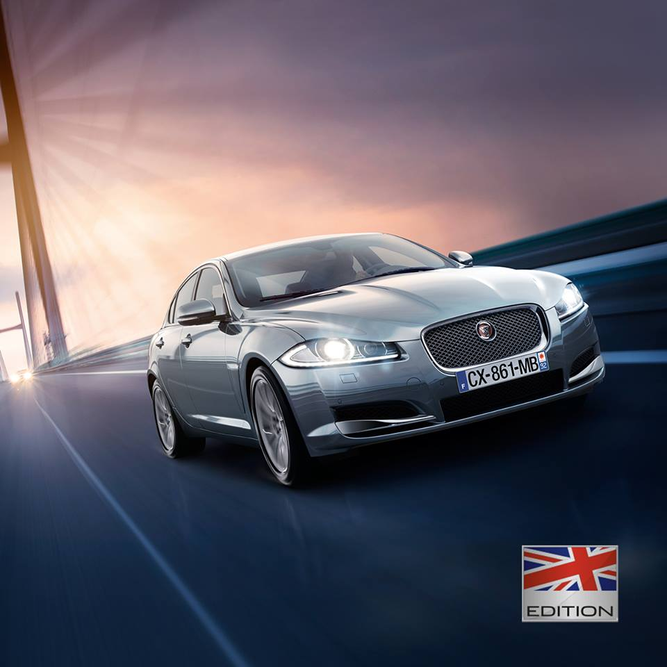 Jaguar XF British edition