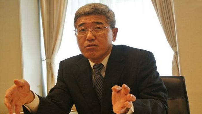 Koichi Fukuo - Honda