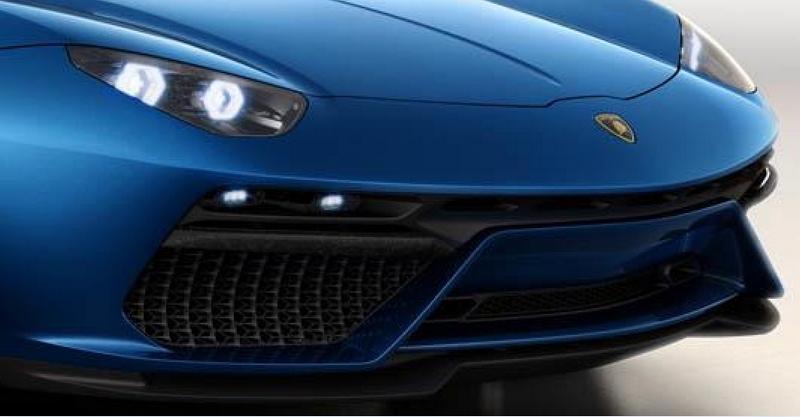 Lamborghini Asterion LPI910-4 Concept