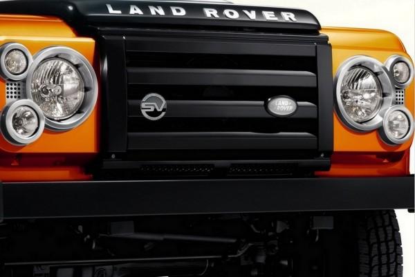 Land Rover Defender SVO Last Edition - ça sent la fin