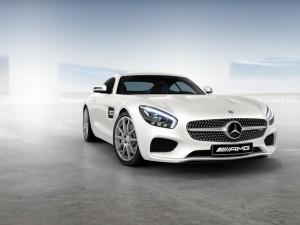 Mercedes AMG GT S.12