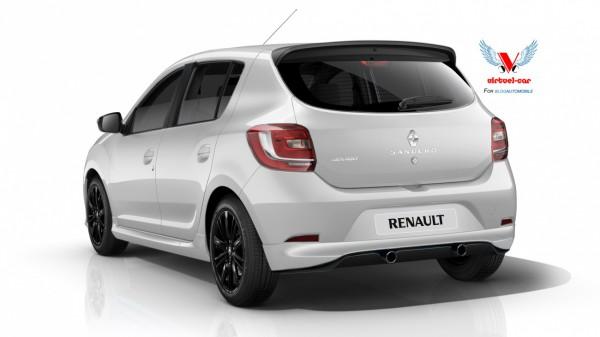 Renault-Sandero-Sport-Blanche Arrière