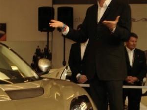Russelle Carr nouveau patron du design chez Lotus
