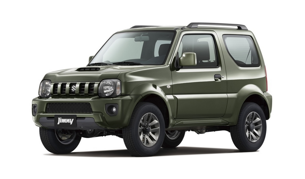 suzuki jimny 2015 bing images. Black Bedroom Furniture Sets. Home Design Ideas