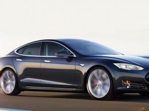 Tesla mode S P85D.0