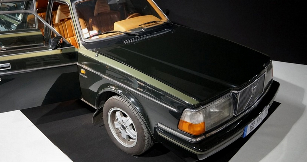 Volvo 240 Turbo break de JL Dumas PDG d'hermes