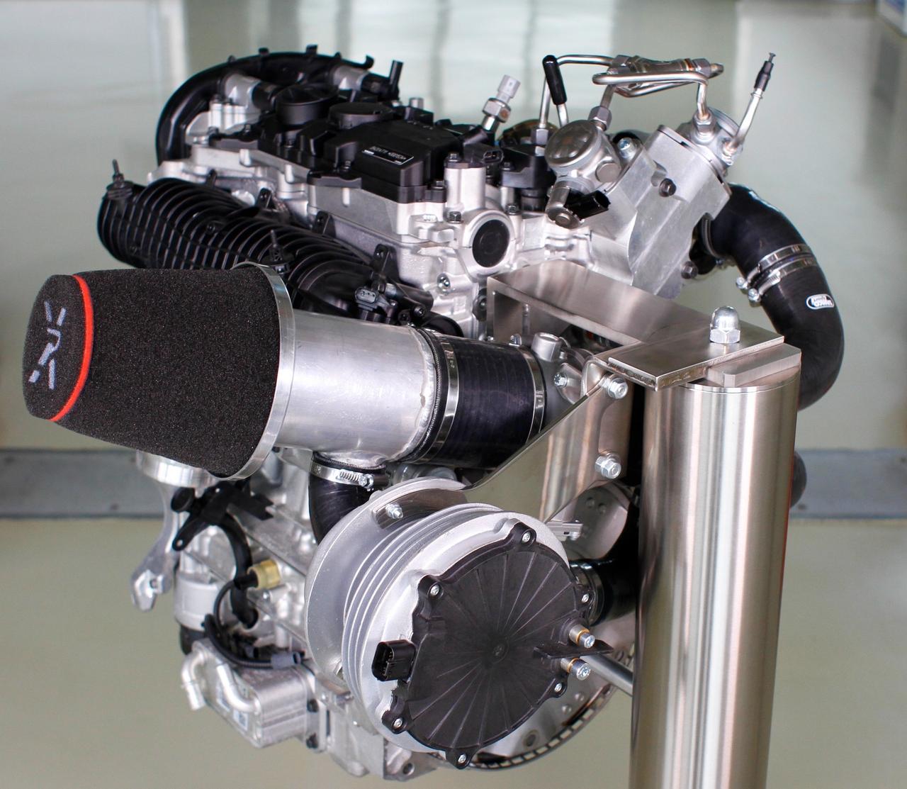 Moteur Volvo Drive-E 2