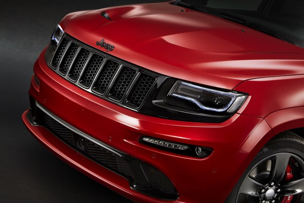 jeep grand cherokee srt red vapor special edition.0