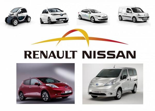 Alliance Renault-Nissan - 200.000 Z.E.1