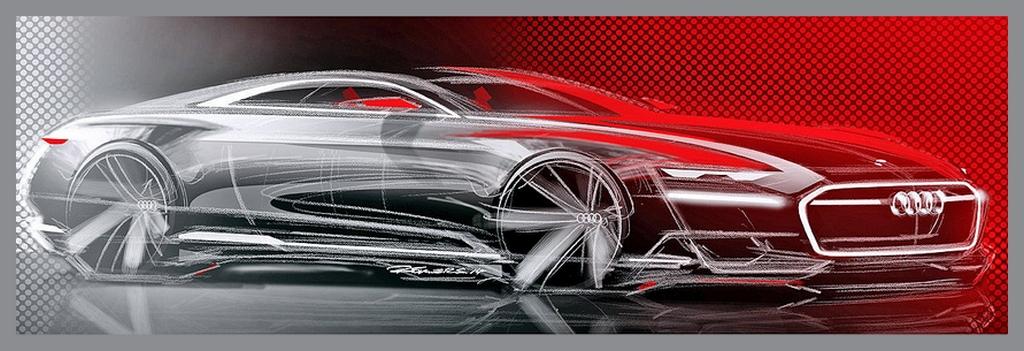 Audi A9 Studie