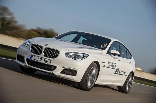 BMW Serie 5 GT Power eDrive.0