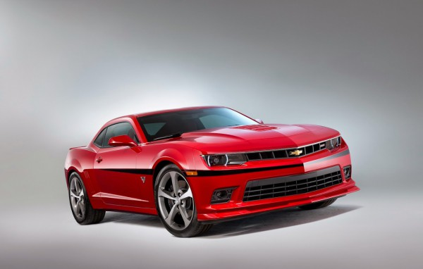 Chevrolet Camaro Commemorative Edition.1
