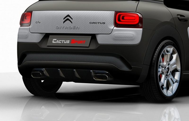 Citroen Cactus Attacks