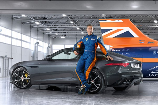 F-Type AWD et Bloodhound SSC.7