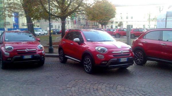 Fiat 500X on l'a essayé en Italie