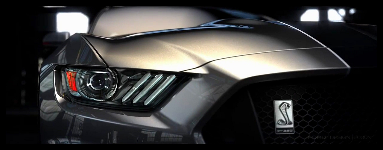Ford Mustang ShelbyGT350