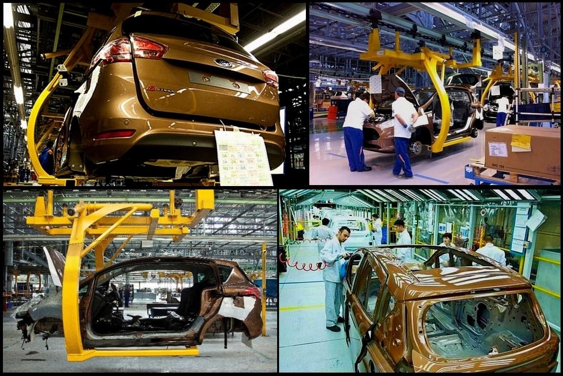 Ford-usine-de-Craiova-production-B-Max-supression d'une nouvelle équipe de fabrication