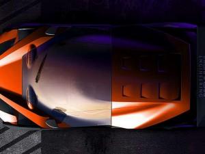 KTM X-Bow Race Car