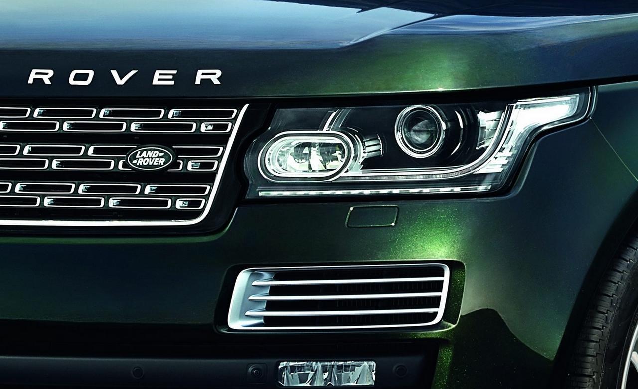 Land Rover Range Rover Holland & Holland 2015