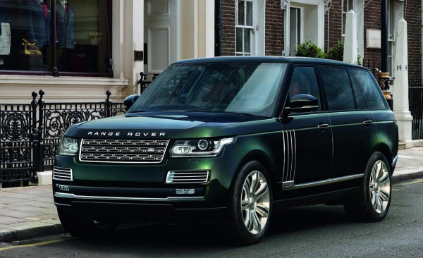 Land Rover Range Rover Holland & Holland 2015.1