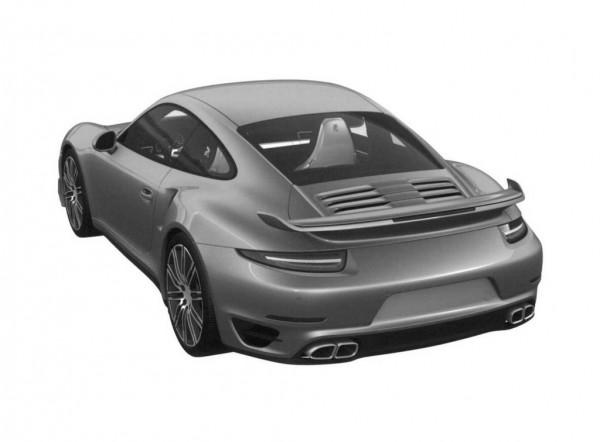 Porsche 911 restylée 2015.2