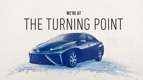Toyota Mirai 2015.1