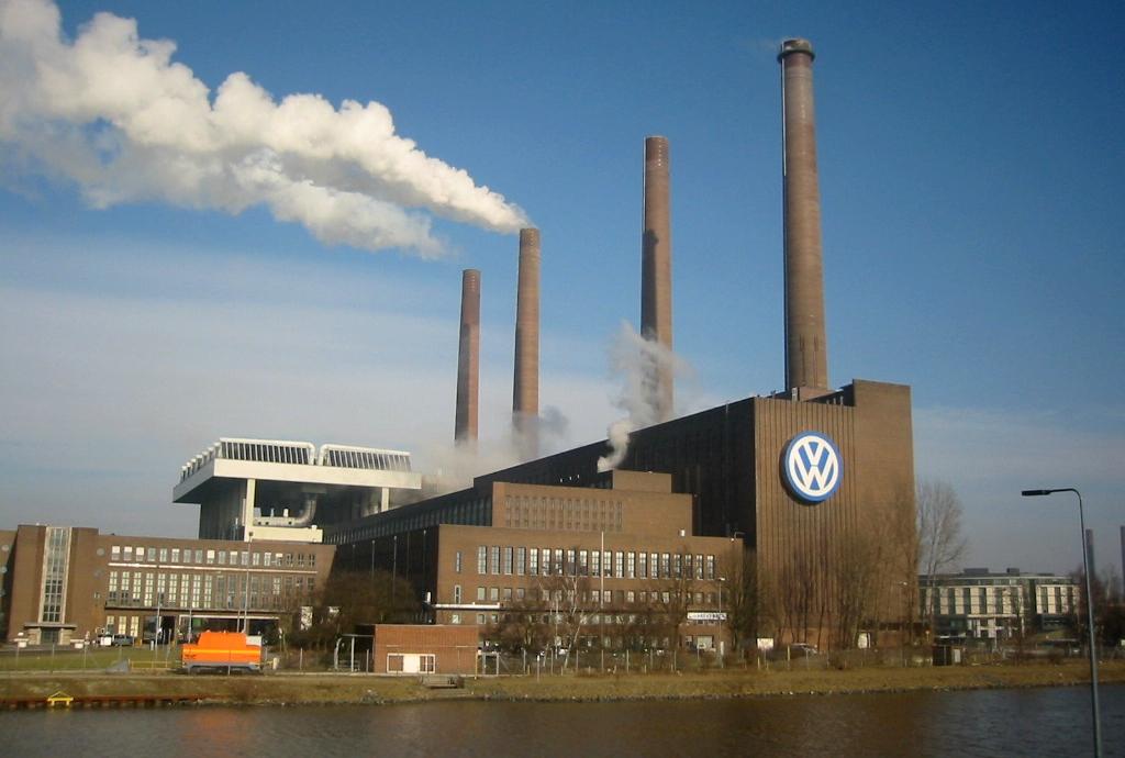 Wolfsburg usine Volkswagen