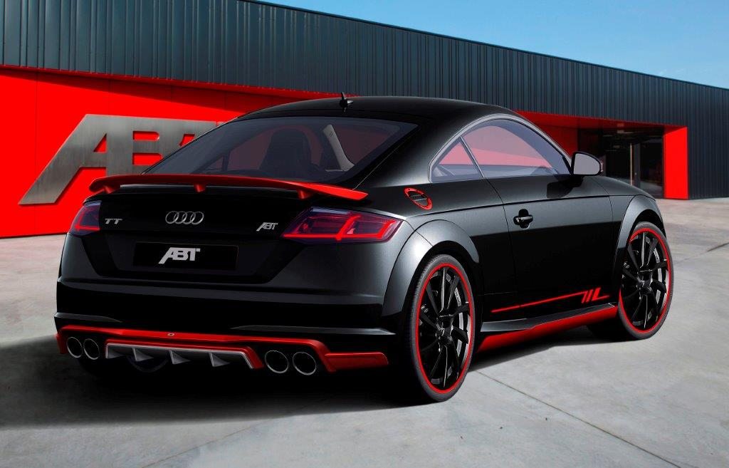 audi l extravagante tt par abt sportsline blog automobile. Black Bedroom Furniture Sets. Home Design Ideas