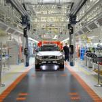 Volvo Werk in Daqing, China