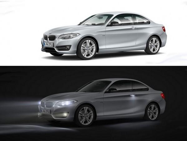 BMW Serie 2 Coupé 218i et 220d xDrive 2015.1