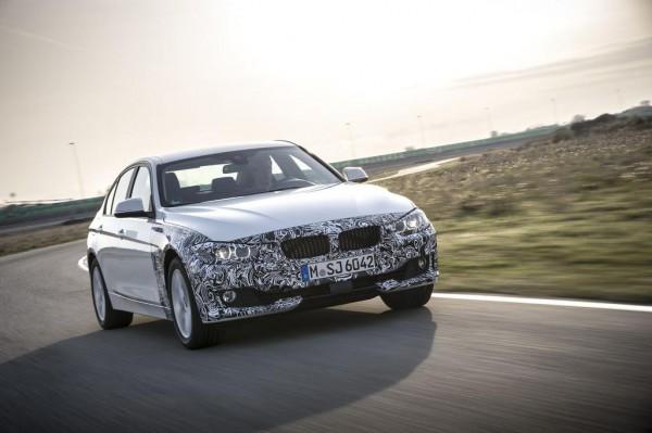 BMW Serie 3 Plug-in Hybrid.0