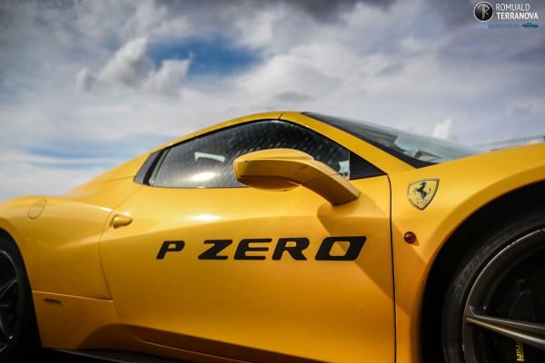P Zero Expérience 2014