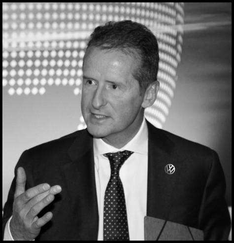 Herbert Diess est le nouveau patron de Volkswagen
