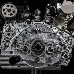 Peugeot 2008 DKR moteur